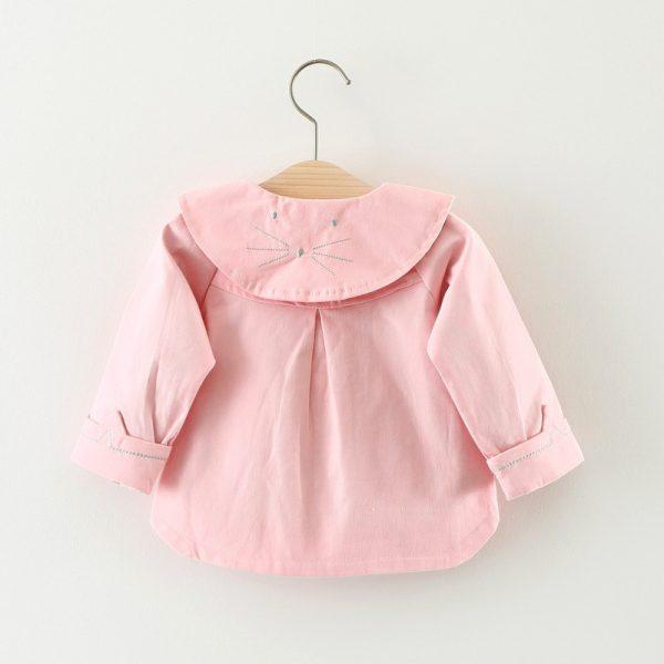 2018 winter autumn baby girls cute Trendy jacket-ali-kids-store