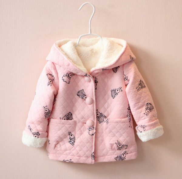 Winter Warm Kids Jacket Outerwear Children Clothing Baby Girl Coats ali kids store