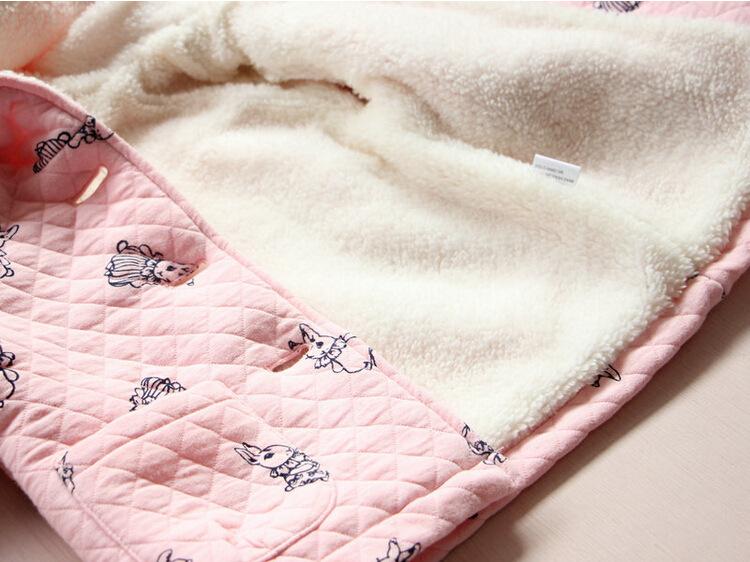Winter Warm Kids Jacket Outerwear Children Clothing Baby Girl Coats ali kids store