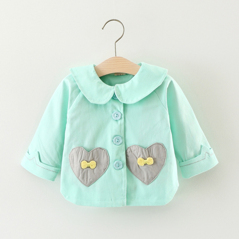 2018 winter autumn baby girls cute Trendy jacket-ali-kids-store