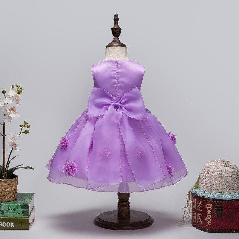 ali-kids-store Birthday Dress for Baby Girl Party wear Dress