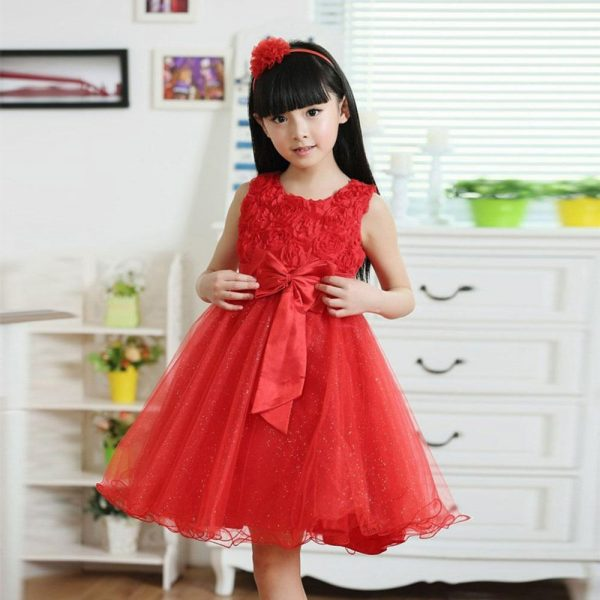 fancy birthday party wear frock finest quality imported