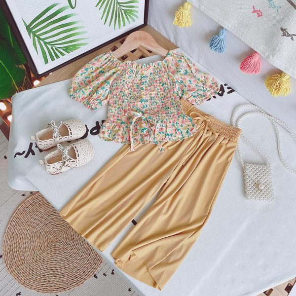 european style baby girls dresses