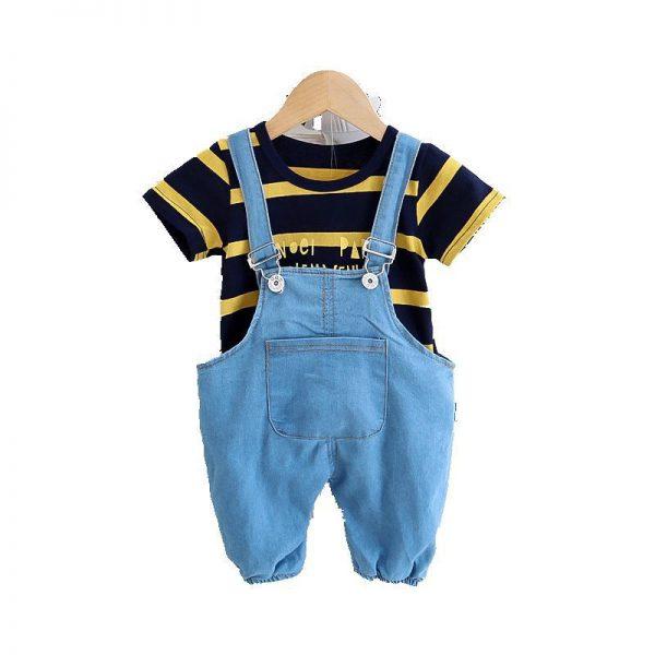 jeans denim dangree romper online for kids